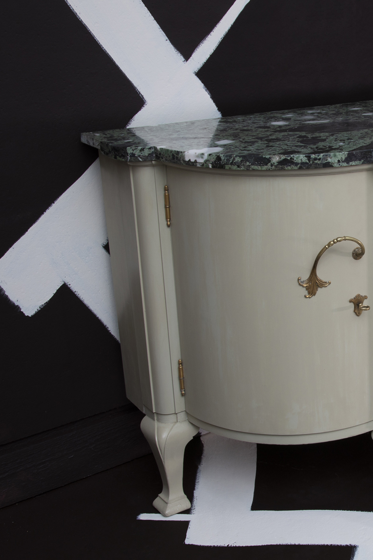 A commode by Ernst Haiger